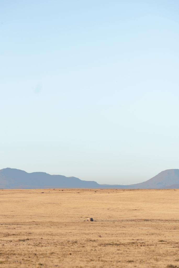 landscape south africa