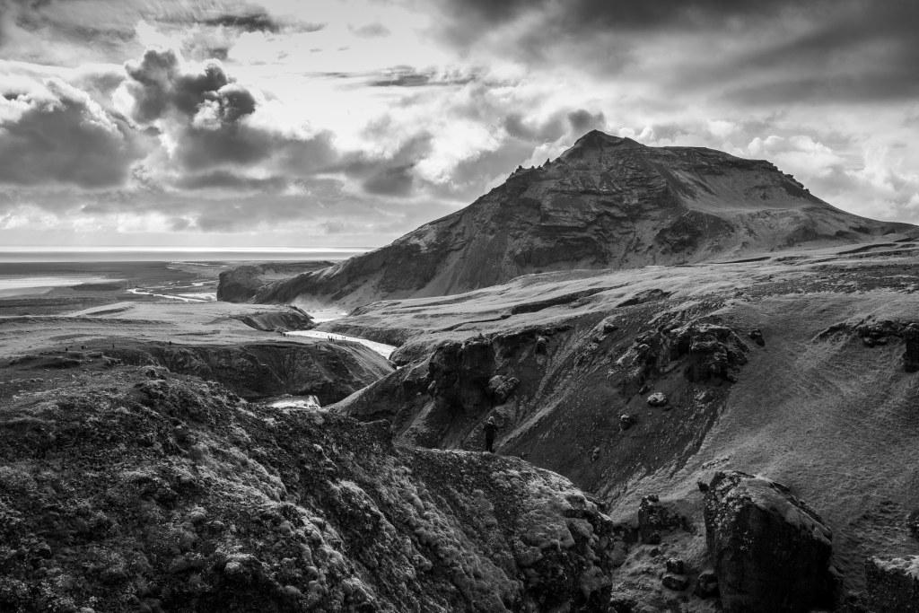 Eyjafjallajökull iceland