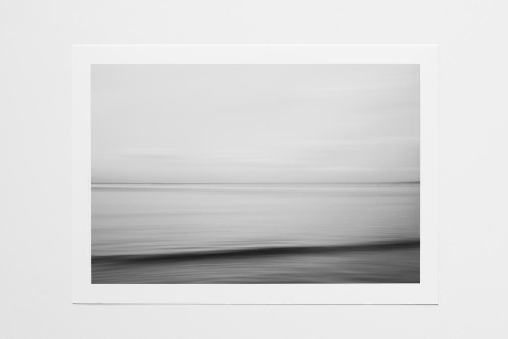 ripple ocean coastline scotland print