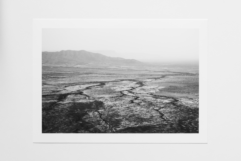 rivers across a basin south africa print